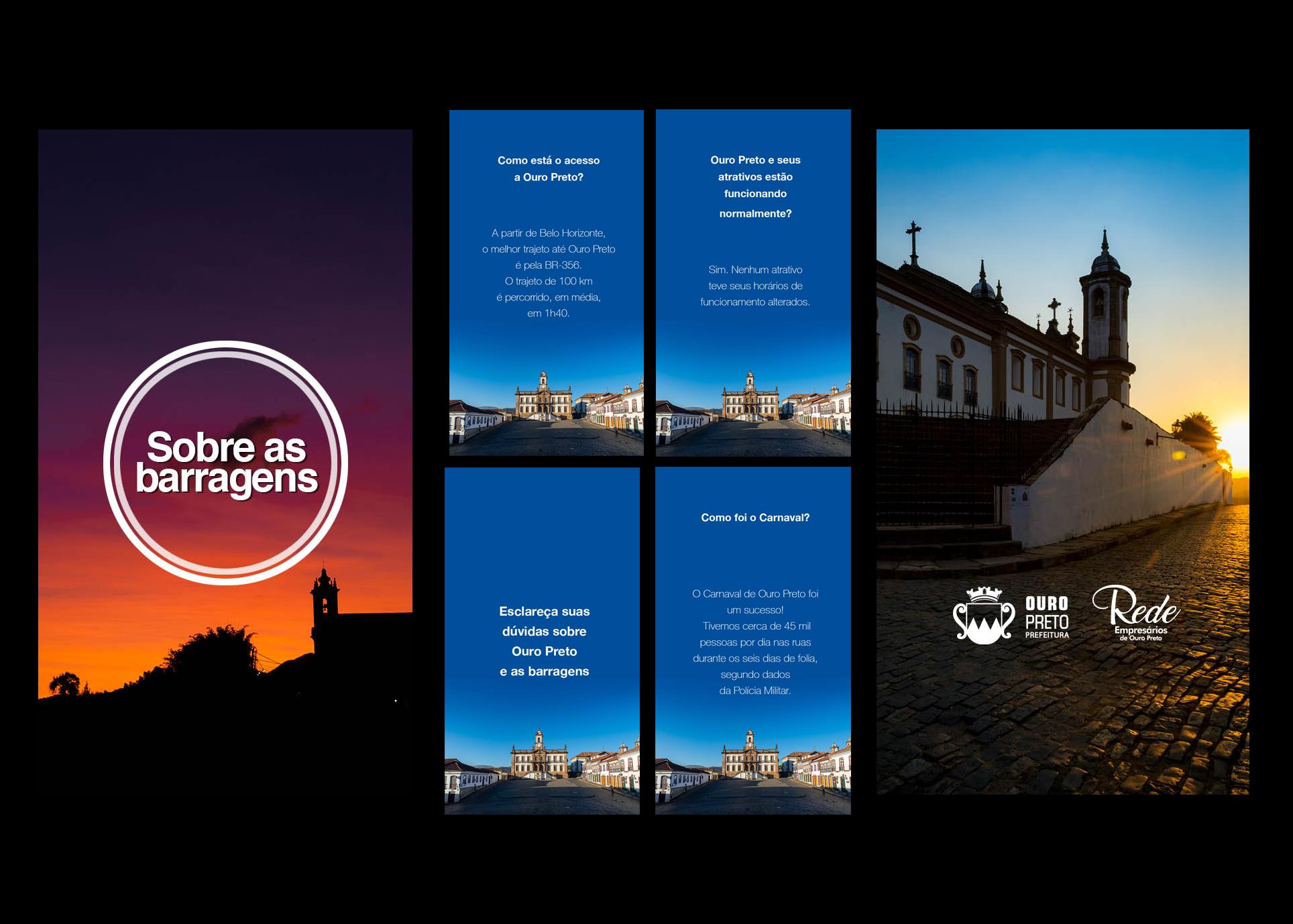 Prefeitura de Ouro Preto + Rede