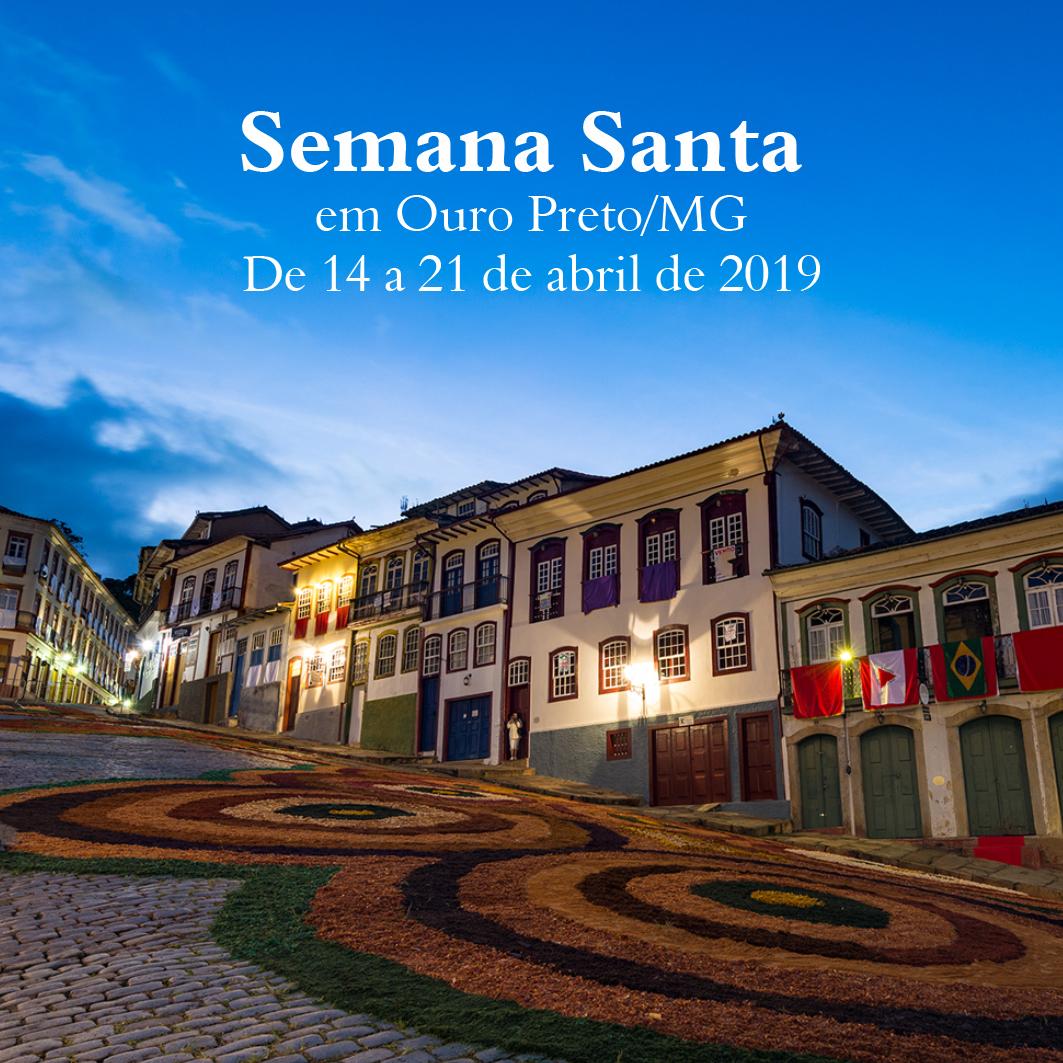Vídeo Semana Santa - Ouro Preto