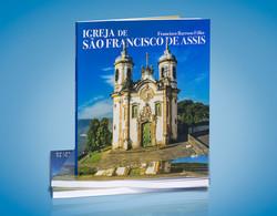 """Livro """"Igreja de São Francisco de As"""