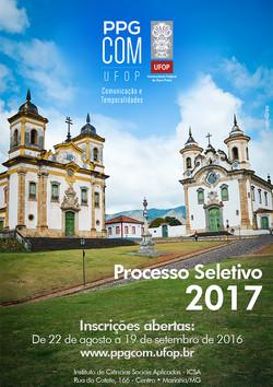 Divulgação - PPGCom - UFOP