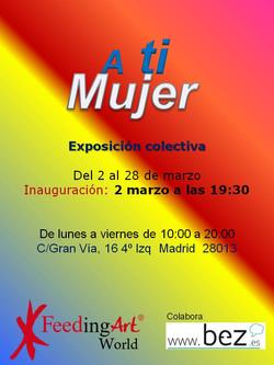 Exposición:  A ti Mujer