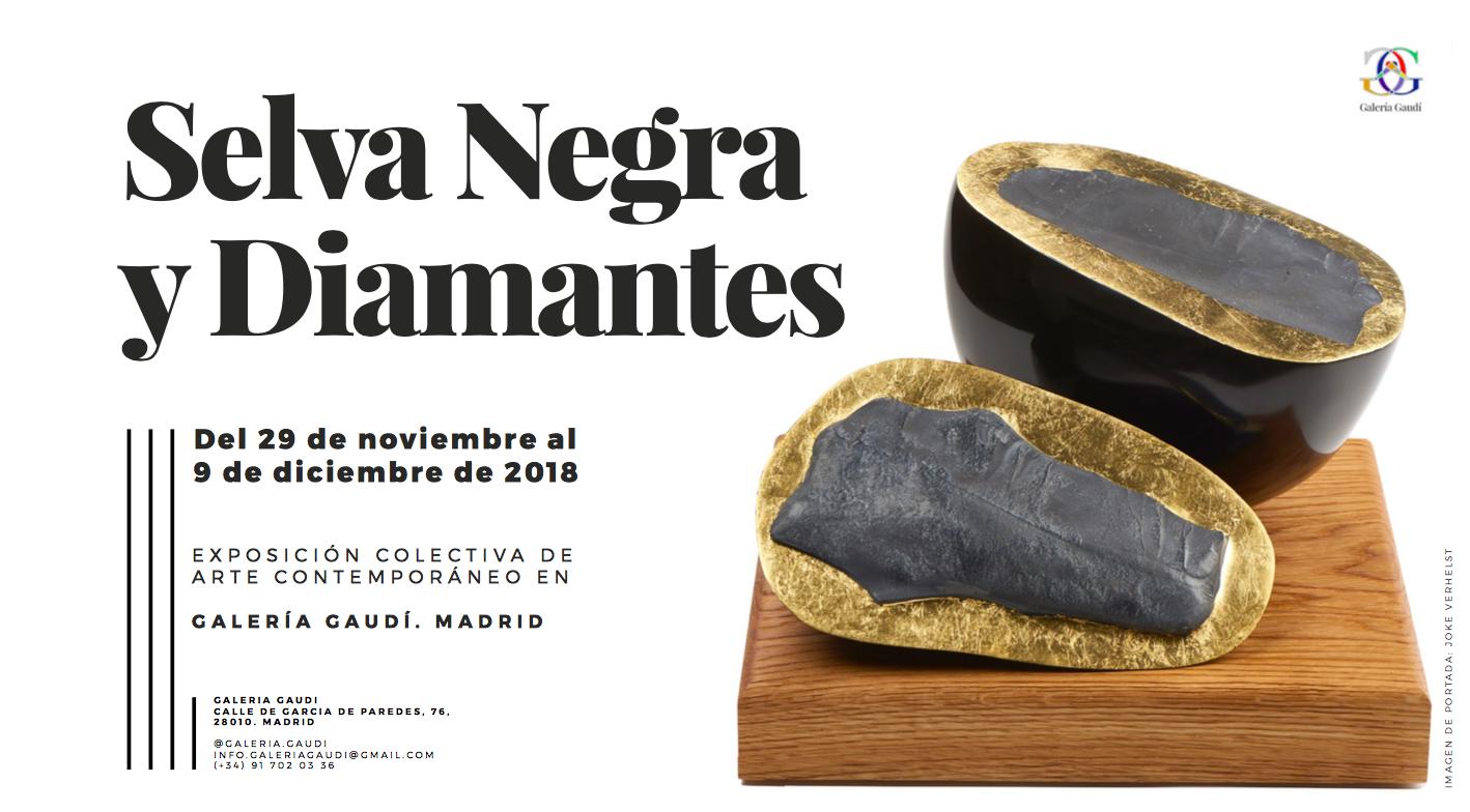 Exposición Selva Negra y Diamantes
