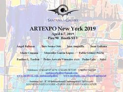 ARTEXPO New York 2019