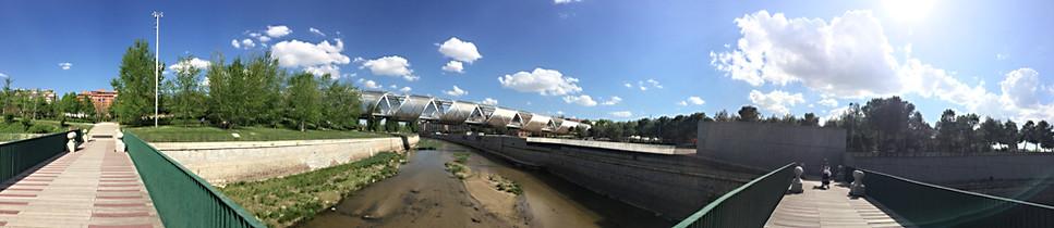 Pedro Arévalo foto: rio manzanares.jpg