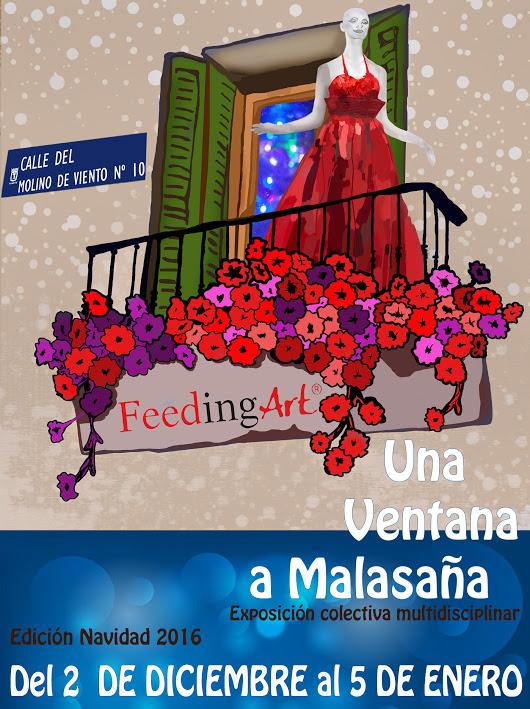 """Exposición """"Una Ventana a Malasaña"""""""