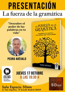 CartelLaFuerzaGramatica