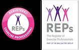 Personal training register