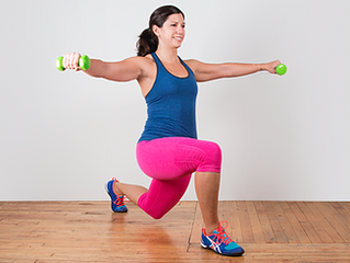 Personal trainer top exercises for burning fat!