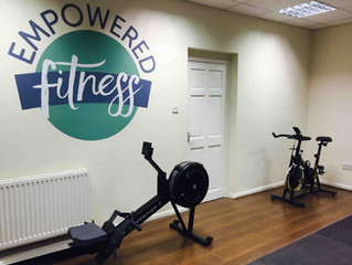 What is Empowered Fitness personal training?
