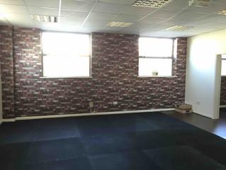 Bristol's Best Personal Training Studio build: Week 2