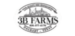 3B Farms Logo