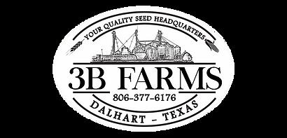 3B Farms Logo