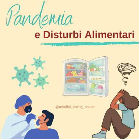 Pandemia e Disturbi Alimentari
