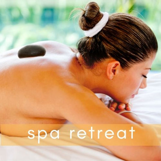 Spa Retreat: Music to Massage the Body, Mind and Soul