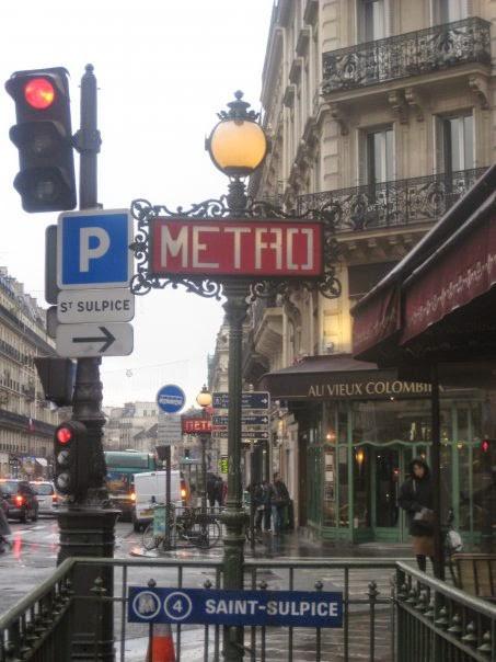 Katie's One Day in Paris