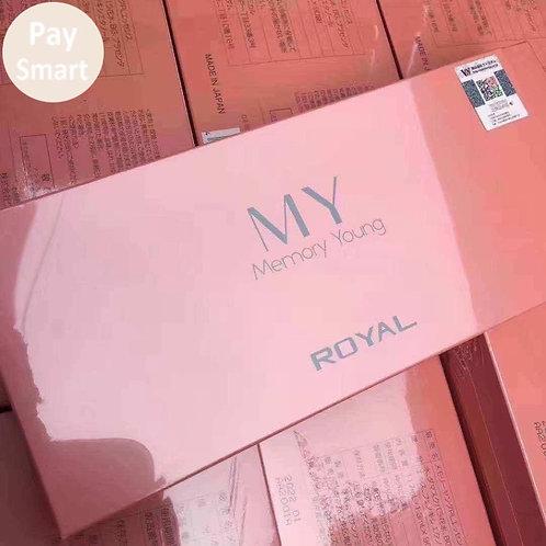 日本ROYAL臍帶胎盤導引精華液 (90小包)