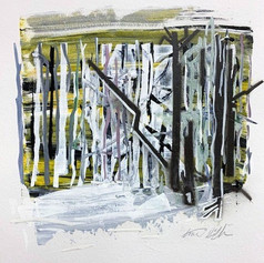 Paper Forest Series #17