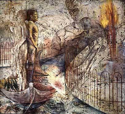 Reflection at Souls Gate
