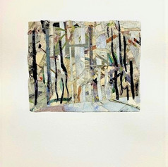 Paper Forest Series #19