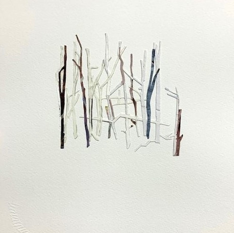 Paper Forest Series #3