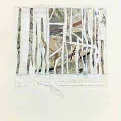 Paper Forest Series #13