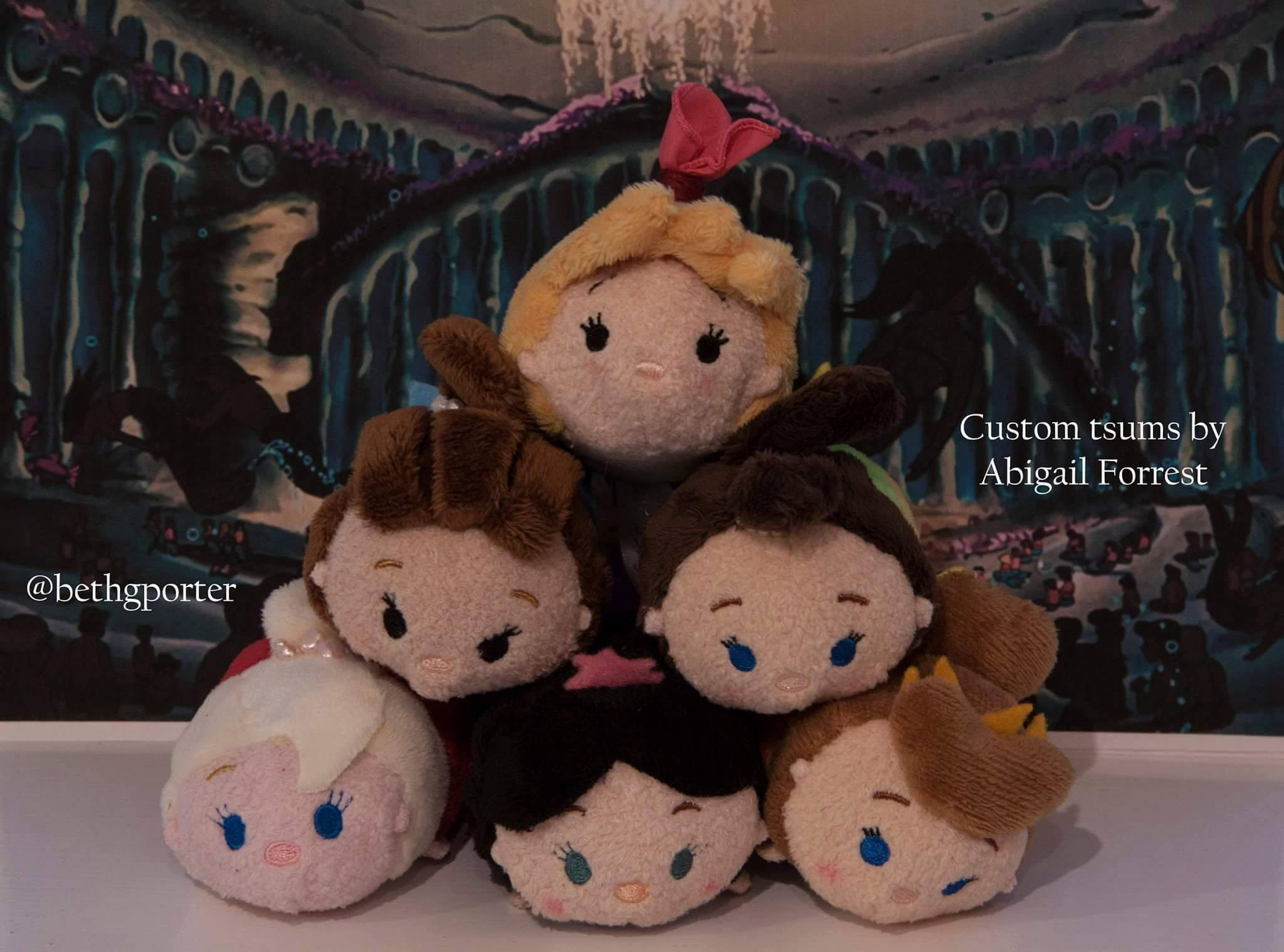 Tsum Tsums With Heart                (Abi Forrest) (1)