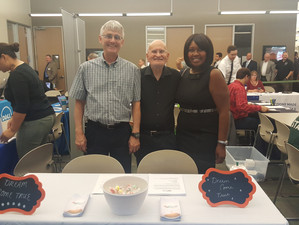 Board Members, Program Services Director Attend Veteran Job Fair
