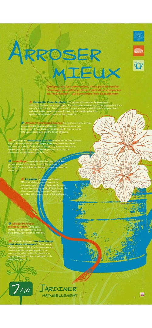 Jardiner 7 exposition instants mobiles