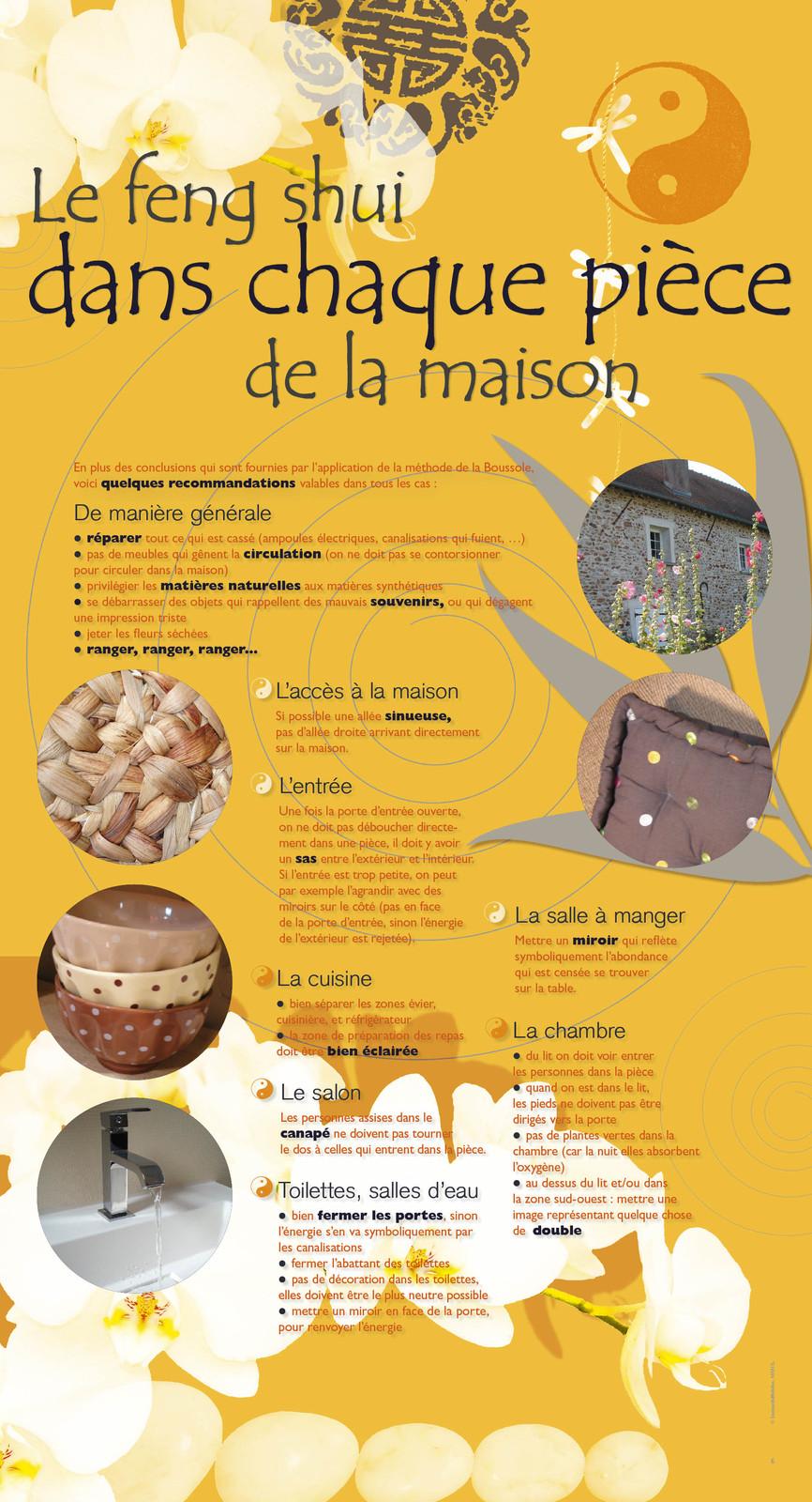 Mettre Un Miroir Dans Une Cuisine feng shui exposition instants mobiles (6
