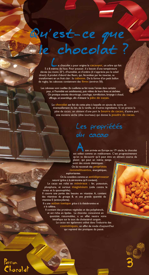 chocolat 3 exposition instants mobiles