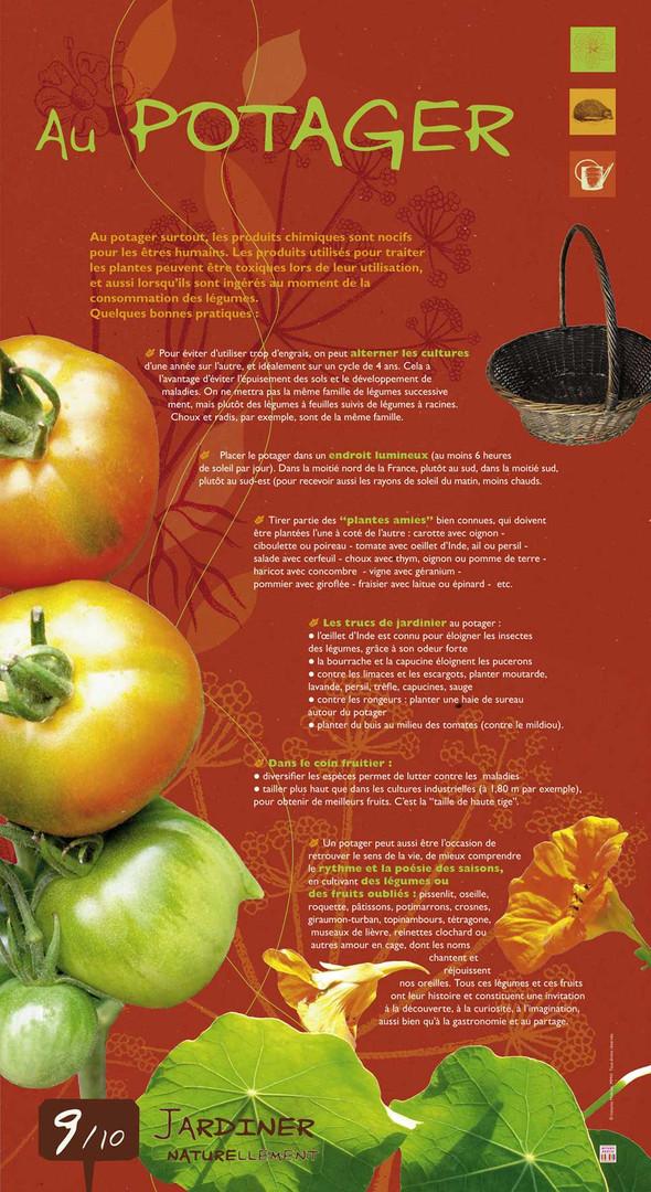 Jardiner 9 exposition instants mobiles