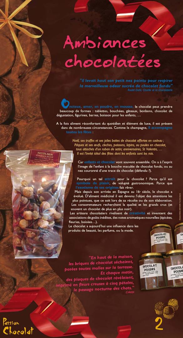 chocolat 2 exposition instants mobiles