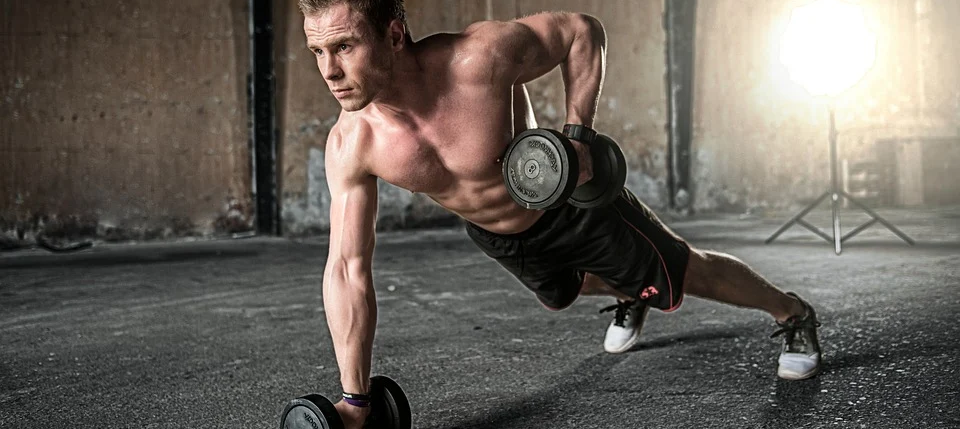 Skinny to Buff   The Ultimate Fitness Guide