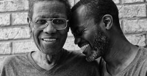 Vater & Sohn - eine spirituelle Verbindung.