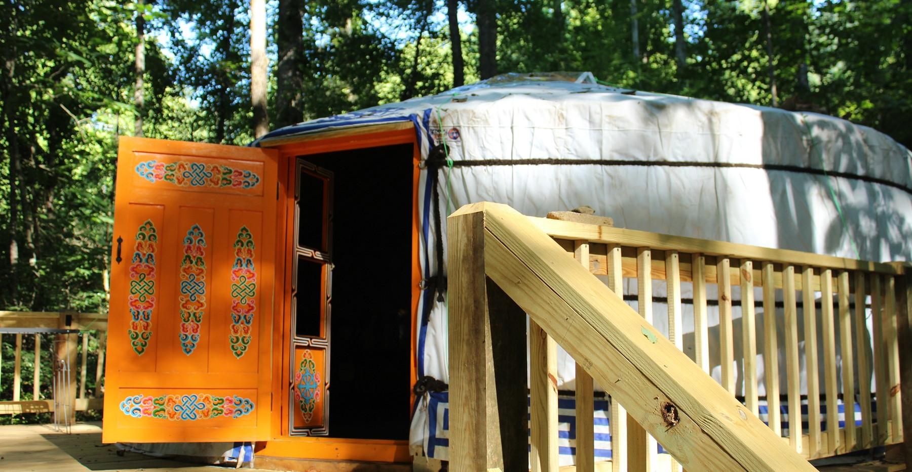 Orange yurt deck.jpg