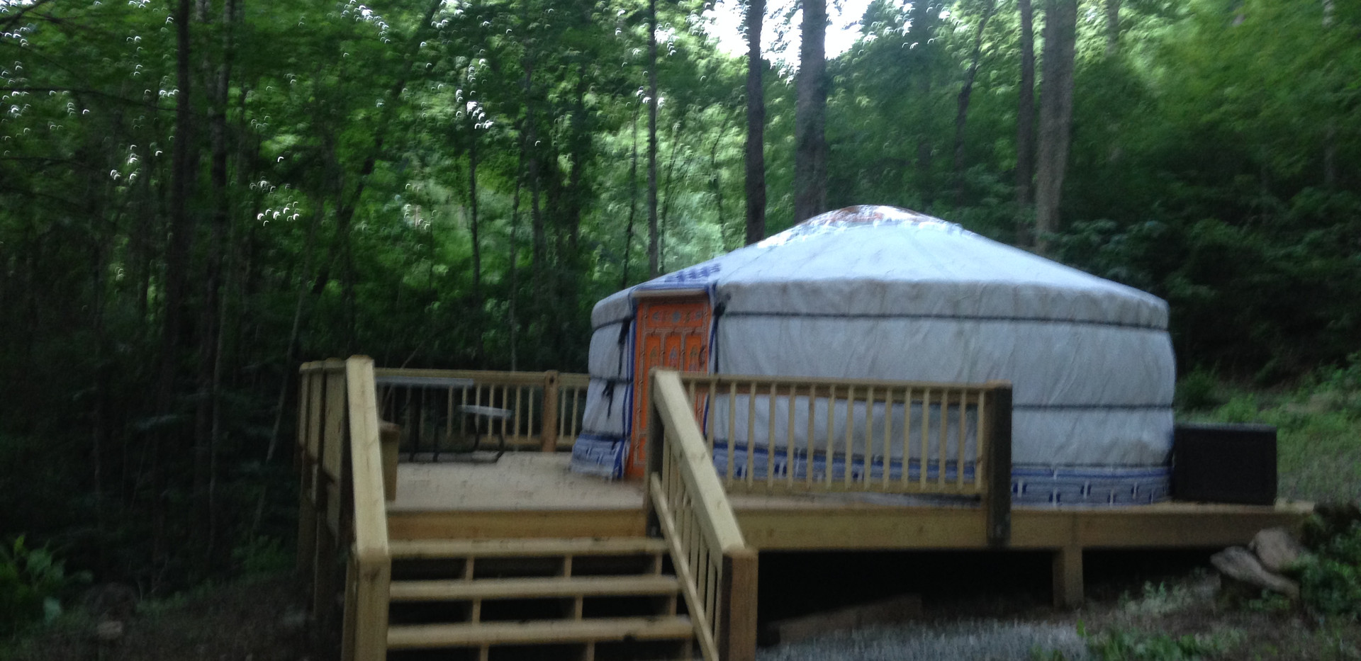 Samadhi Mongolian Yurt