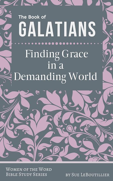 Galatians • Finding Grace