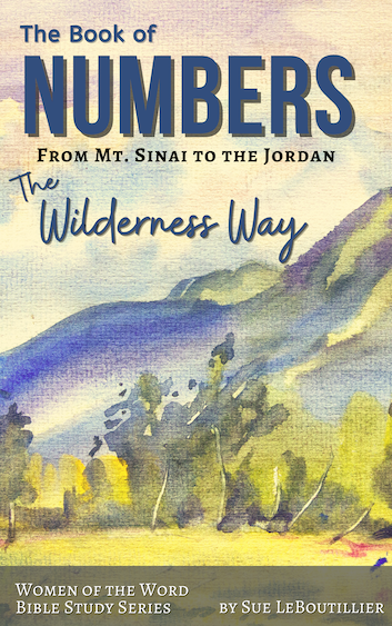 Numbers • The Wilderness Way