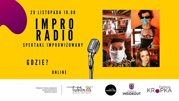 Teatr Lukla - Impro radio