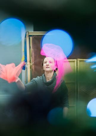 Warsztaty żonglerskie dla dorosłych