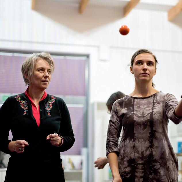 Żonglerka Dla Dorosłych