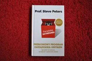,,Paradoks szympansa'' recenzja książki Prof. Steve'a Peteres'a