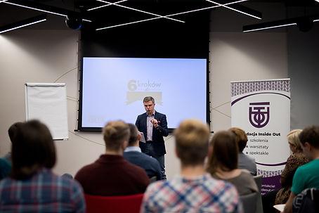 6 kroków do szczęścia [film] Zobacz, jak wyglądał nasz 1. event inspiracyjny w Lublinie