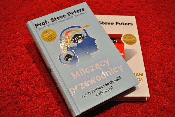 ,,Milczący przewodnicy. Jak zrozumieć i doskonalić swój umysł'' recenzja książki prof. Steve'a Peteres'a