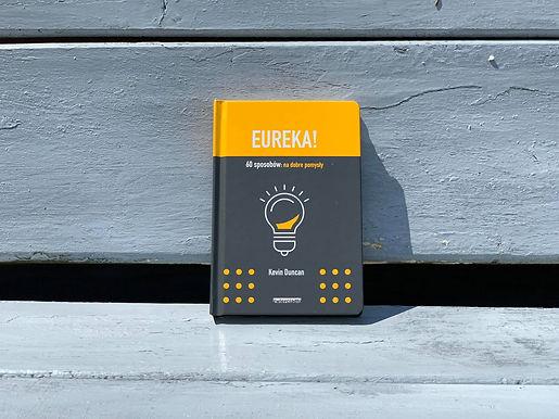 """""""Eureka! 60 sposobów na dobre pomysły"""" Recenzja książki o kreatywności w korporacji"""