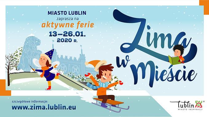 Warsztaty żonglersko-ruchowe dla dzieci Zima w Mieście 2020