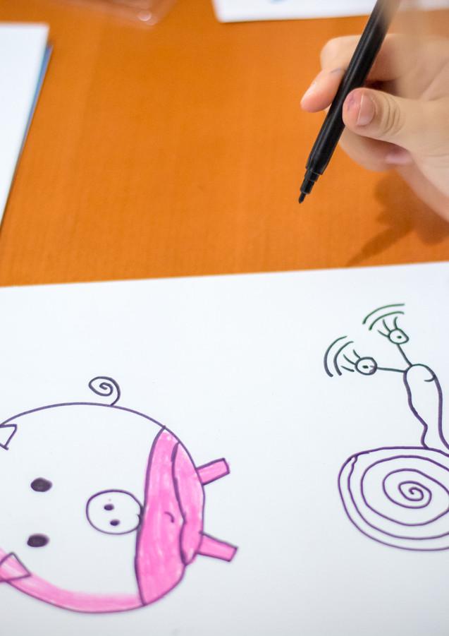 Rysunek kreską