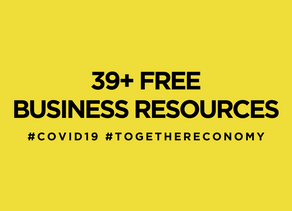 Free Business Resources #Covid19 #TogetherEconomy