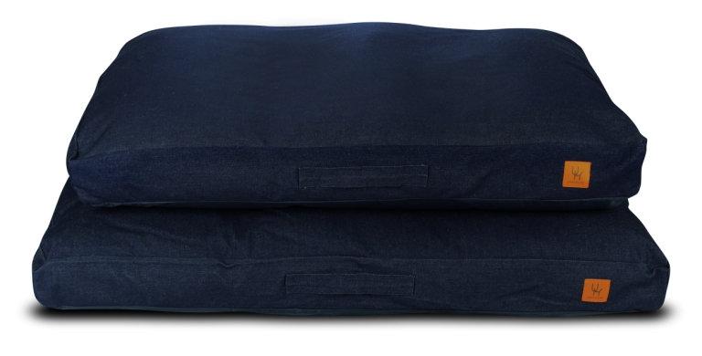 Mattress bed denim