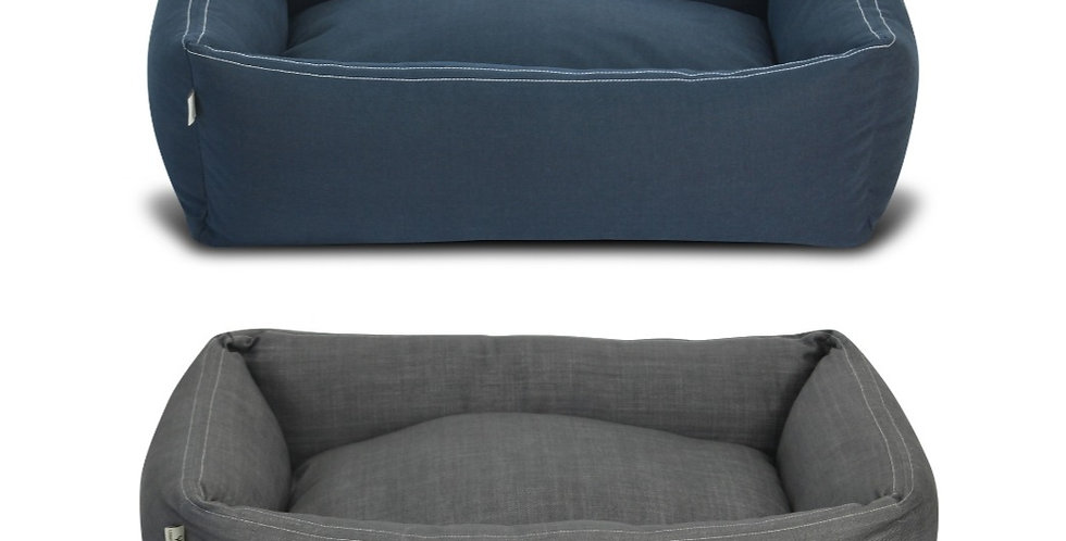 Luxury bolster bed spare covers